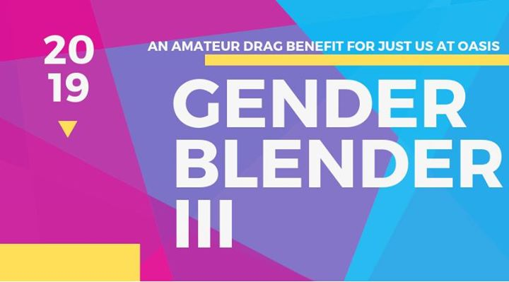 NashvilleGender Blender III2019年 6月18日,18:00(男同性恋 下班后的活动)