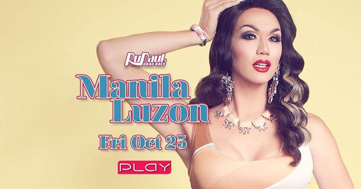 Manila Luzon en Nashville le vie 25 de octubre de 2019 20:00-03:00 (Clubbing Gay)