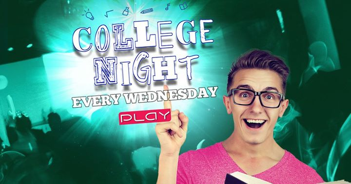 College Night: Every Wednesday en Nashville le mié 30 de octubre de 2019 21:00-00:00 (After-Work Gay)
