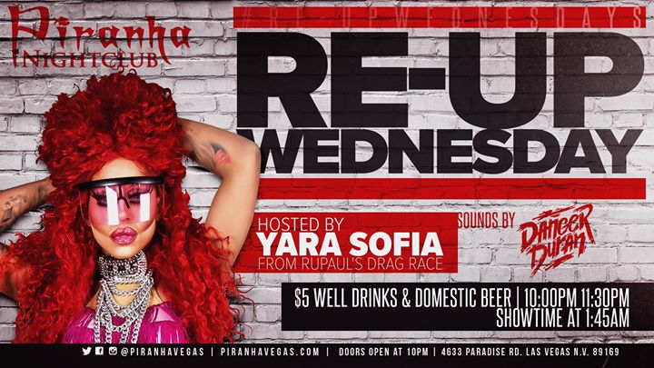 Re-Up Wednesdays in Las Vegas le Wed, July 17, 2019 from 10:00 pm to 05:00 am (Clubbing Gay)