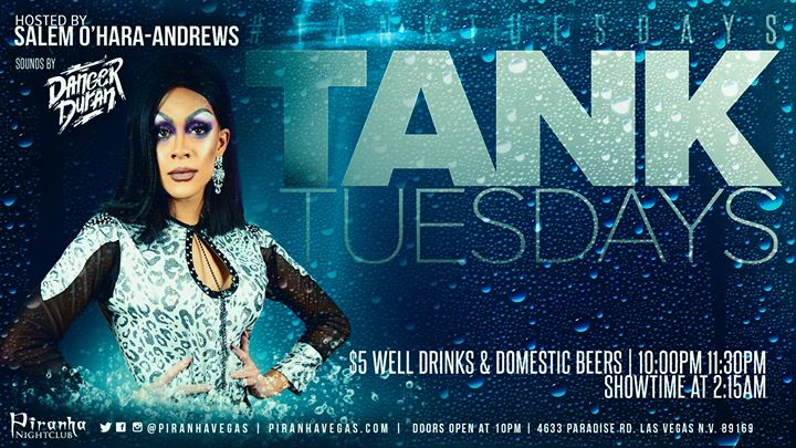 Tank Tuesdays in Las Vegas le Di 23. Juli, 2019 22.00 bis 05.00 (Clubbing Gay)