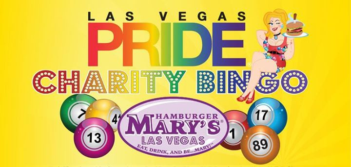 PRIDE Charity B I N G O! in Las Vegas le Thu, July  4, 2019 from 05:30 pm to 09:30 pm (Festival Gay, Lesbian)