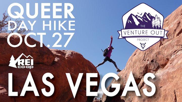 Las VegasQueer Day Hike Las Vegas w/ REI2019年 2月27日,14:00(男同性恋, 女同性恋 下班后的活动)