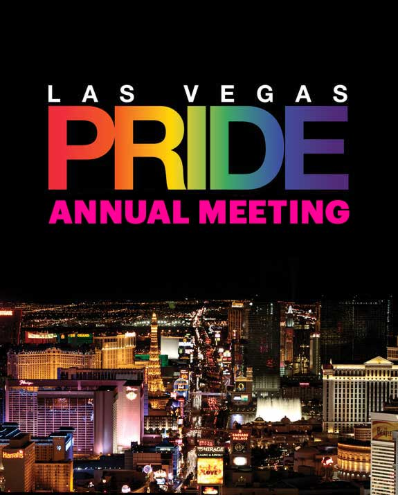 Las Vegas PRIDE Monthly Board Meeting in Las Vegas le Mi 20. November, 2019 18.00 bis 19.30 (Begegnungen Gay, Lesbierin)