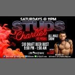 STUDS of Charlie's a Las Vegas dal 24 febbraio-30 dicembre 2018 (Clubbing Gay)