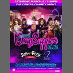 Drag Supper Club Charity Night (Use Code: thecenter) à Las Vegas le sam.  9 mars 2019 de 19h30 à 21h30 (After-Work Gay, Lesbienne, Trans, Bi)