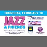 Jazz & Friends National Day of School and Community Readings à Las Vegas le jeu. 28 février 2019 de 18h00 à 20h00 (Concert Gay, Lesbienne, Trans, Bi)