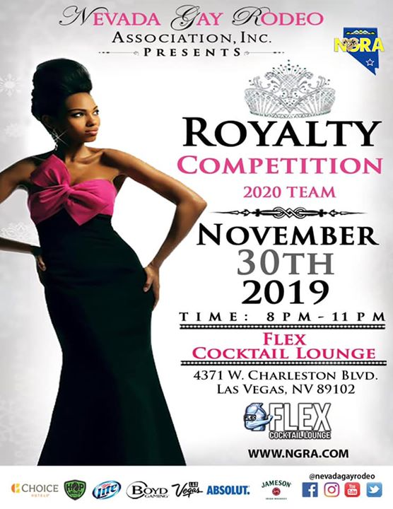 Royalty Competition 2019 en Las Vegas le sáb 30 de noviembre de 2019 20:00-23:00 (After-Work Gay)