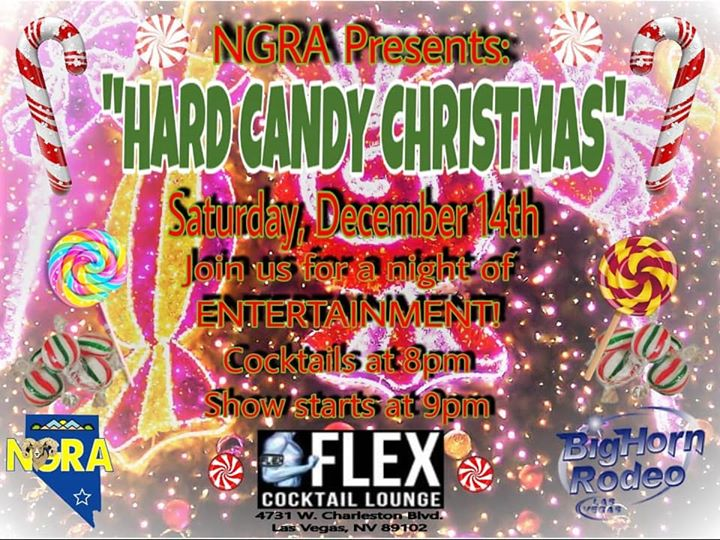 Hard Candy Christmas a Las Vegas le sab 14 dicembre 2019 20:00-23:00 (After-work Gay)