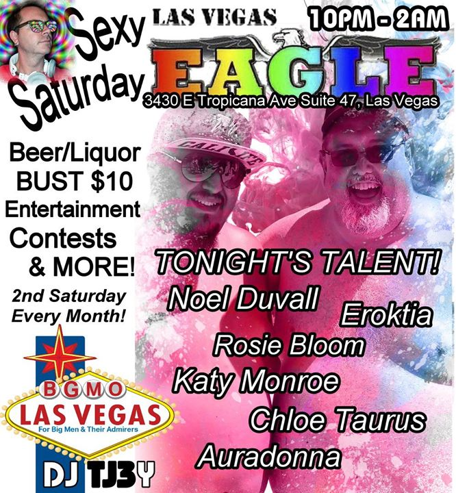BGMO Las Vegas Sexy Saturday em Las Vegas le sáb, 11 janeiro 2020 22:00-02:00 (Clubbing Gay)