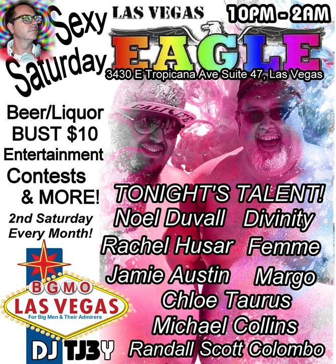 BGMO Las Vegas Sexy Saturday à Las Vegas le sam.  9 novembre 2019 de 22h00 à 02h00 (After-Work Gay)