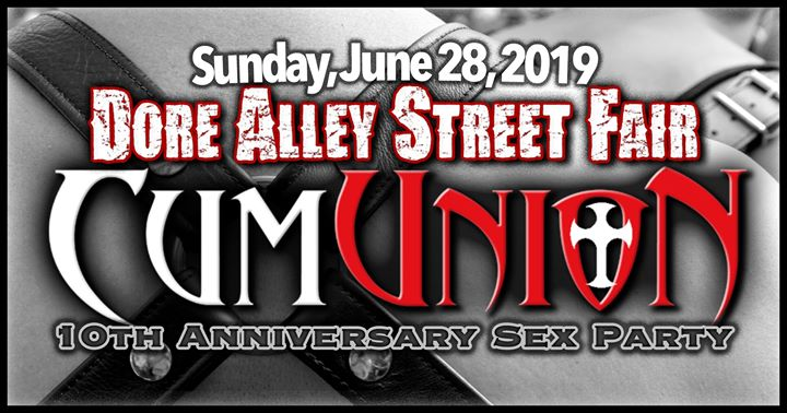 CumUnion at SF Catalyst in San Francisco le So 28. Juli, 2019 21.00 bis 04.00 (Sexe Gay)