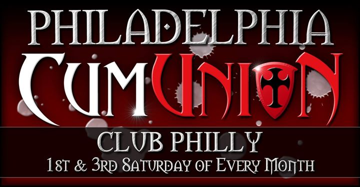 CumUnion at Club Philly in Philadelphie le Sa  3. August, 2019 21.00 bis 04.00 (Sexe Gay)