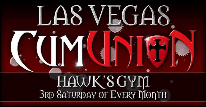 CumUnion at Hawk's Gym in Las Vegas le Sat, November 16, 2019 from 10:00 pm to 06:00 am (Sex Gay)