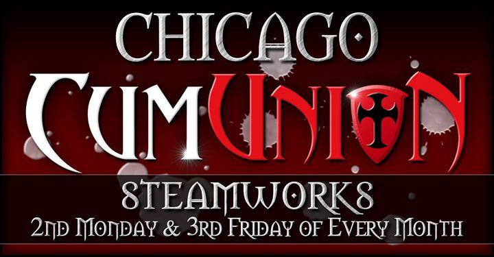 CumUnion at Steamworks Chicago in Chicago le Fr 19. Juli, 2019 22.00 bis 04.00 (Sexe Gay)