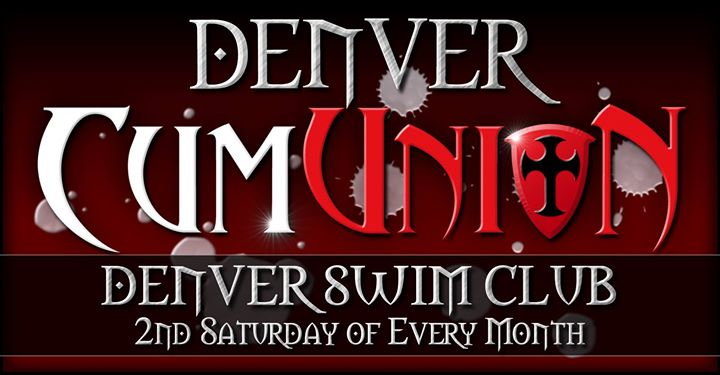 CumUnion at Denver Swim Club in Denver le Sa 10. August, 2019 20.00 bis 01.00 (Sexe Gay)