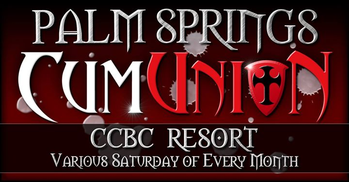 CumUnion at CCBC Resort in Cathedral City le Sat, October  5, 2019 from 10:00 pm to 04:00 am (Sex Gay)