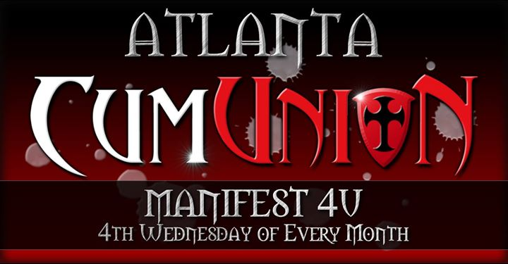 CumUnion at Manifest 4U in Atlanta le Mi 25. September, 2019 20.00 bis 01.00 (Sexe Gay)