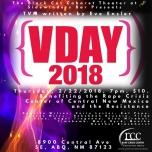 V-Day Albuquerque (The Vagina Monologues) 2018 à Albuquerque le jeu. 22 février 2018 à 19h00 (After-Work Gay)