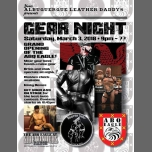 Gear Night - ABQ Eagle Grand Opening à Albuquerque le sam.  3 mars 2018 de 21h00 à 01h00 (Clubbing Gay)