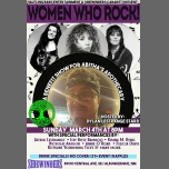 Women Who Rock à Albuquerque le dim.  4 mars 2018 de 20h00 à 23h00 (After-Work Gay)