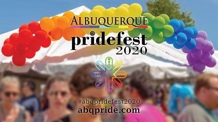 Albuquerque PrideFest - Main Event em Albuquerque le sáb, 13 junho 2020 10:00-18:30 (Festival Gay, Lesbica, Trans, Bi)