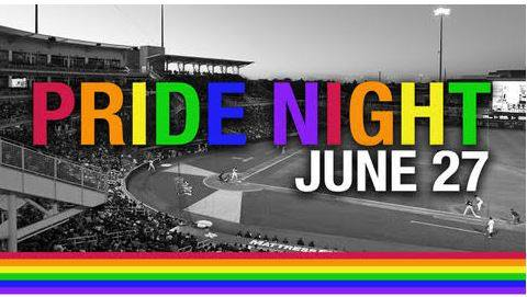 Isotopes Pride Night a Albuquerque le gio 27 giugno 2019 17:30-21:30 (After-work Gay, Lesbica, Trans, Bi)