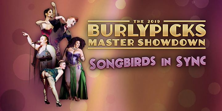 ColumbusSongbirds in Sync: A 2019 Burlypicks Master Showdown2019年 7月 4日,19:00(男同性恋 下班后的活动)