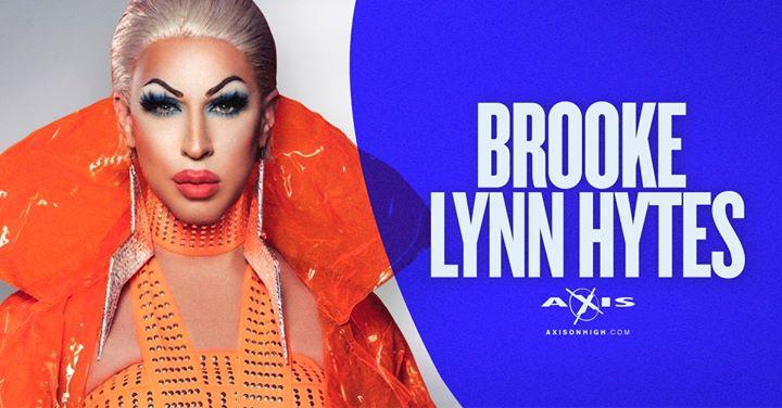 Axis Presents Brooke Lynn Hytes en Columbus le sáb  1 de febrero de 2020 21:00-02:30 (Clubbing Gay)