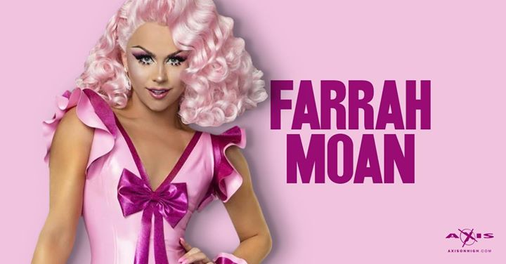 Axis Presents Farrah Moan in Columbus le Sa 31. August, 2019 21.00 bis 02.30 (Clubbing Gay)
