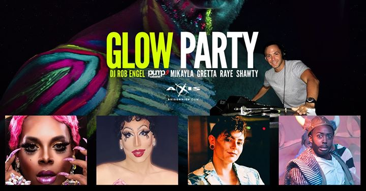 July Glow Party with The Glow Station Drag Painters à Columbus le sam. 27 juillet 2019 de 22h00 à 02h15 (Clubbing Gay)