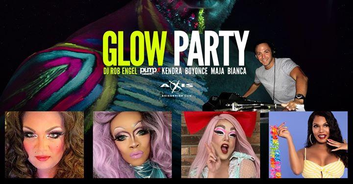 June Glow Party with The Glow Station Drag Painters à Columbus le sam. 29 juin 2019 de 22h00 à 02h30 (Clubbing Gay)