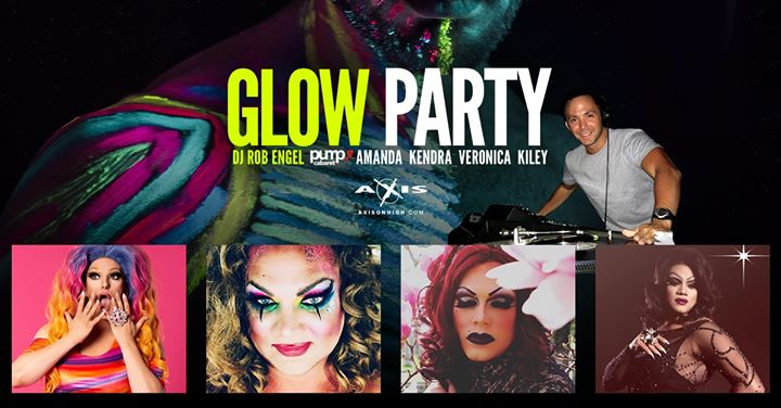 August Glow Party with The Glow Station Drag Painters in Columbus le Sa 24. August, 2019 22.00 bis 02.15 (Clubbing Gay)