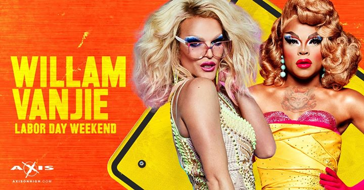 Labor of Love with Willam and Vanjie à Columbus le dim.  1 septembre 2019 de 21h00 à 03h00 (Clubbing Gay)