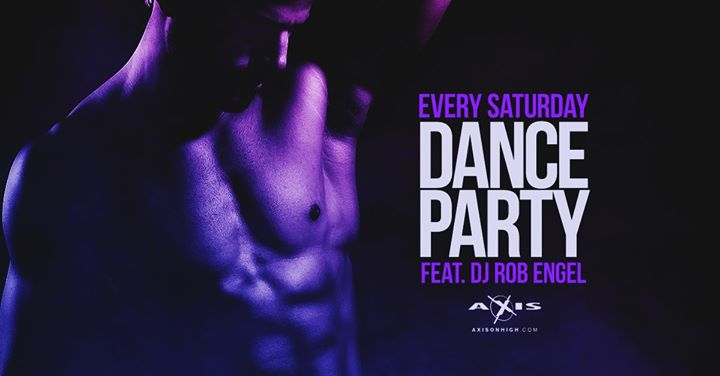 Saturday Night Dance Party in Columbus le Sat, October 26, 2019 from 10:00 pm to 02:30 am (Clubbing Gay)