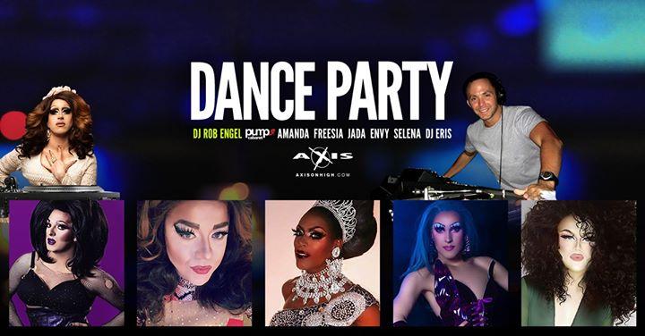 ColumbusSaturday Night Dance Party2019年10月31日,22:00(男同性恋 俱乐部/夜总会)