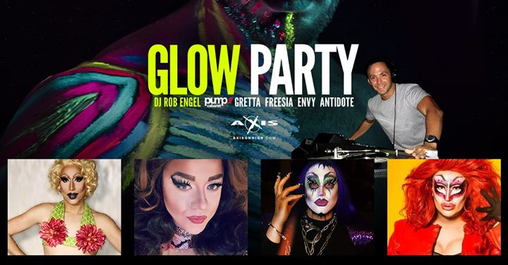 ColumbusOctober Glow Party with The Glow Station Drag Painters2019年10月19日,22:00(男同性恋 俱乐部/夜总会)