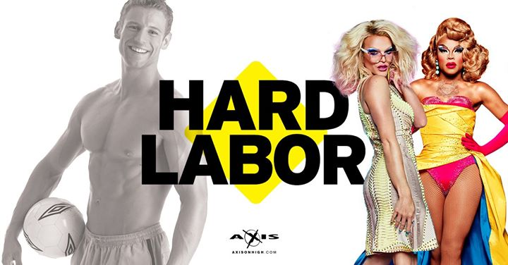 Hard Labor - Labor of Love Closing Party in Columbus le So  1. September, 2019 20.00 bis 03.00 (Clubbing Gay)