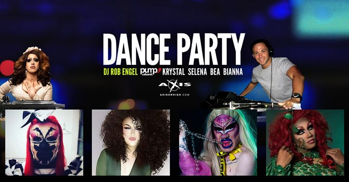 Saturday Night Dance Party in Columbus le Sa 29. Juni, 2019 22.00 bis 02.30 (Clubbing Gay)