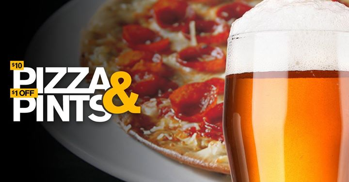 Pizza & Pints Monday in Columbus le Mon, July 15, 2019 from 11:00 am to 11:00 pm (After-Work Gay)