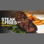 Steak and Fries Wednesday à Columbus le mer. 18 avril 2018 de 11h00 à 23h00 (Clubbing Gay)