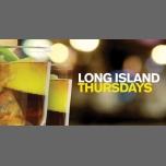 Long Island Thursday's à Columbus le jeu. 22 mars 2018 de 11h00 à 02h00 (Clubbing Gay)