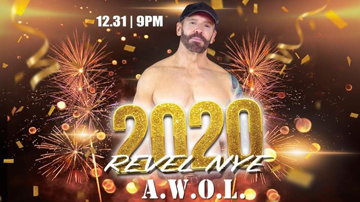Revel NYE | DJ Barry Harris à Columbus le mar. 31 décembre 2019 à 21h00 (Clubbing Gay)