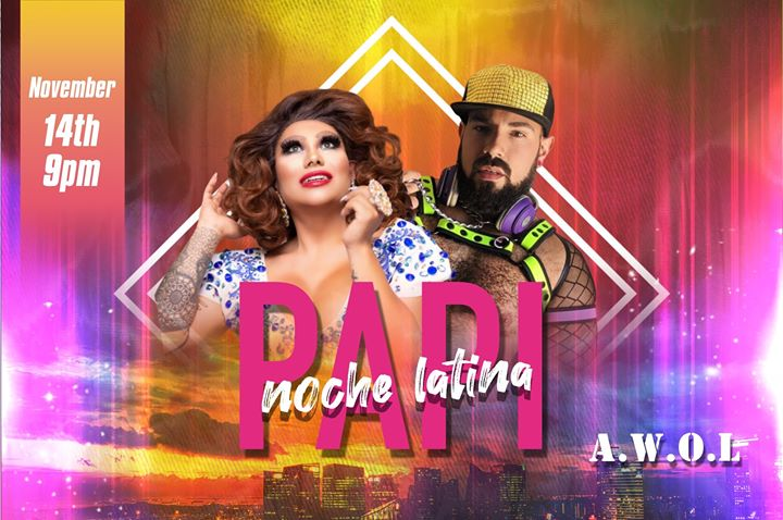 Papi: Noche Latina in Columbus le Thu, November 14, 2019 from 09:00 pm to 02:00 am (Clubbing Gay)