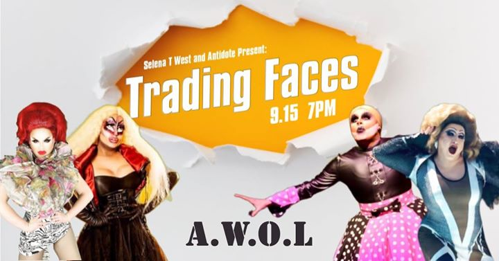 Trading Faces 2 a Columbus le dom 15 settembre 2019 18:30-22:00 (After-work Gay)