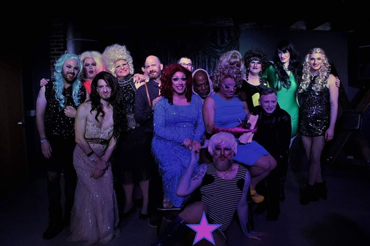 Freaky & Fierce! Turnabout Drag Show for CGMC's Membership Fund in Columbus le Fri, September 13, 2019 at 07:00 pm (After-Work Gay)