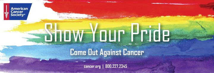 Show Your Pride: Come Out Against Cancer Columbus in Columbus le Sun, October 20, 2019 at 01:00 pm (Clubbing Gay)