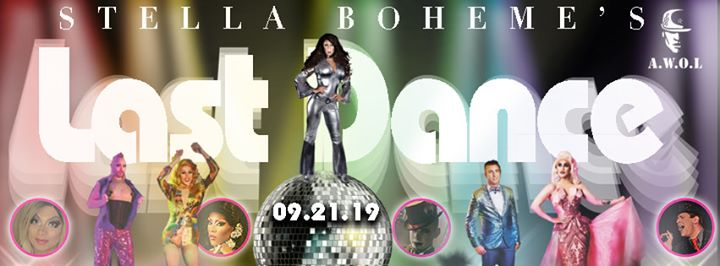 Stella Boheme Presents: Stella's Last Dance in Columbus le Sat, September 21, 2019 from 06:00 pm to 10:00 pm (After-Work Gay)