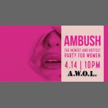 Ambush à Columbus le sam. 14 avril 2018 à 22h00 (After-Work Gay)
