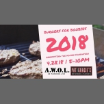 Burgers for Boobies 2018 à Columbus le sam. 28 avril 2018 de 17h00 à 22h00 (After-Work Gay)